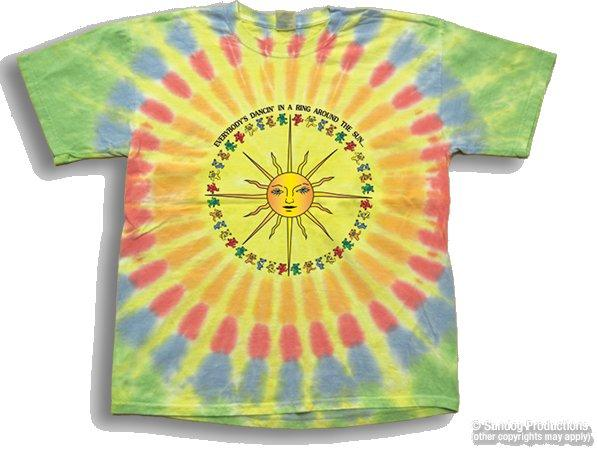 Bears Around the Sun t-shirt