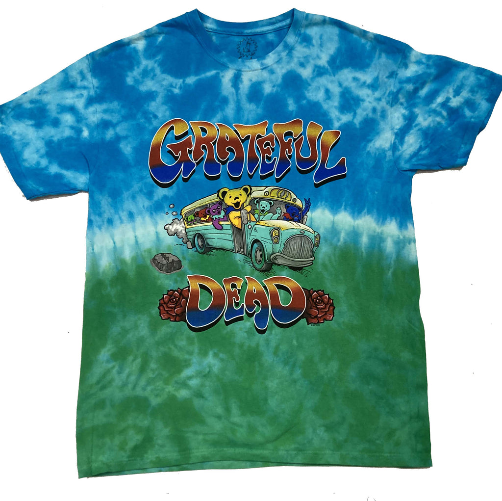 Grateful Dead Bus on Tour shirt