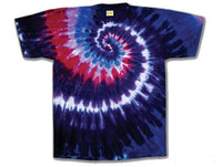 Cranberry Youth tie dye t-shirt