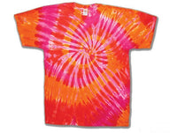 Dawn Swirl Youth tie dye t-shirt