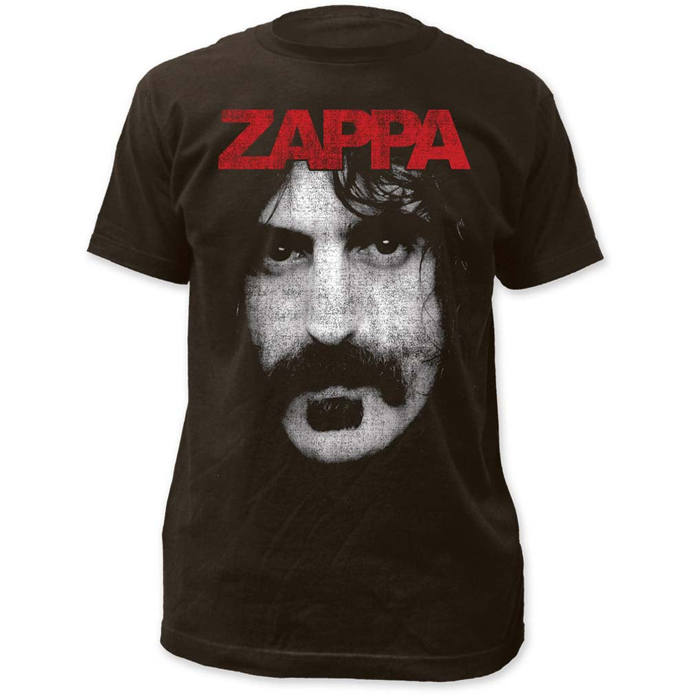 Frank Zappa Zappa Fitted T-Shirt - eDeadShop.com