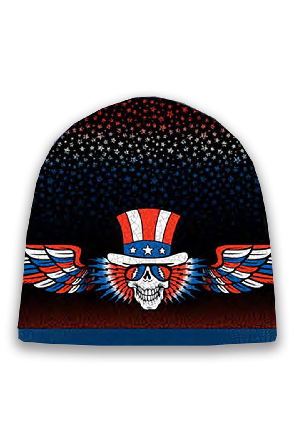 007a4831a69 Psycle Sam Knit Beanie Hat on Black