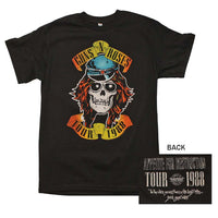 Guns n Roses Appetite Tour 1988 T-Shirt