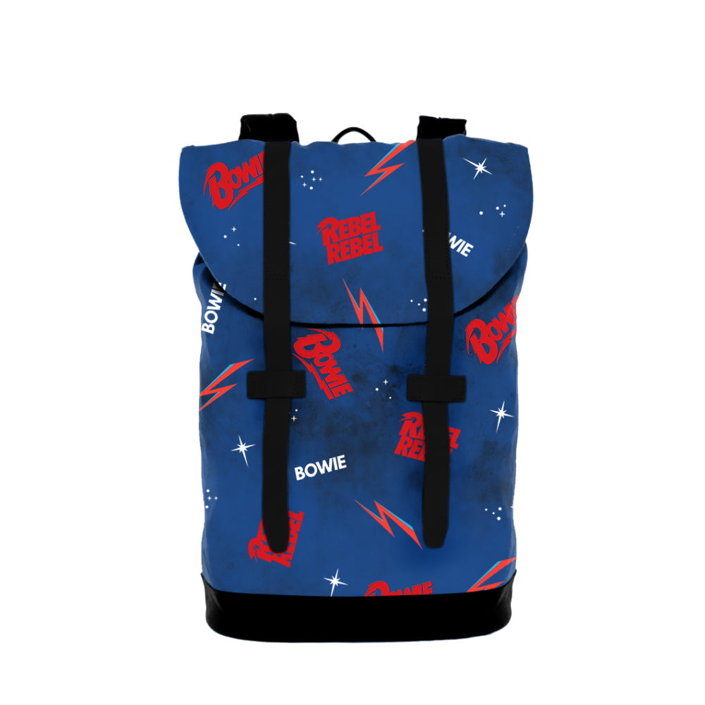 David Bowie Galaxy Heritage Backpack