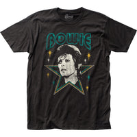 David Bowie Stars T-Shirt - eDeadShop.com