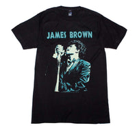 James Brown Singing T-Shirt