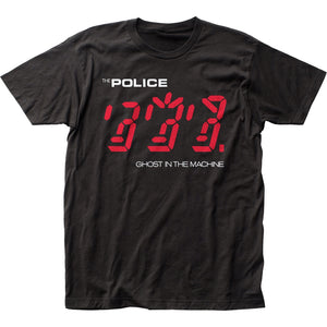 The Police Ghost in the Machine T-Shirt