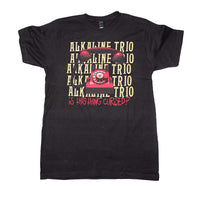 Alkaline Trio Is This Thing Cursed Repeater T-Shirt - eDeadShop.com