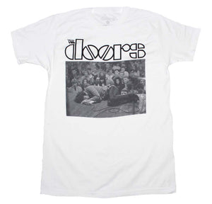 The Doors Stage White T-Shirt