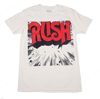 RUSH Starburst Logo T-Shirt