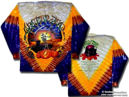 Grateful Dead Harvester Long Sleeve t-shirt