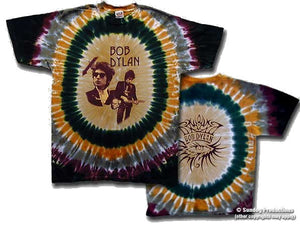 Bob Dylan -Deal Tour- t-shirt - eDeadShop.com