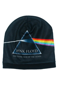 Pink Floyd Knit Beanie Hat The Dark Side Of The Moon