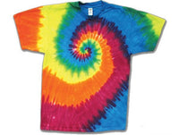 Retro Youth tie dye t-shirt