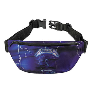 Metallica Ride the Lightning Fanny Pack