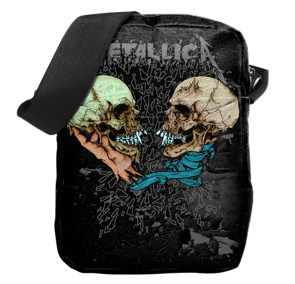 Metallica Sad But True Cross Body Bag
