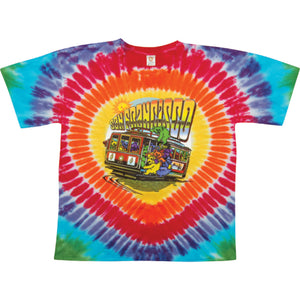 San Francisco Bears Tie Dye t-shirt