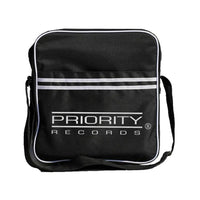 Priority Records Zip Top Vinyl Record Bag