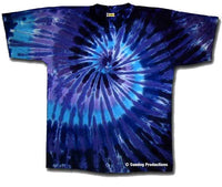 Twilight Youth tie dye t-shirt
