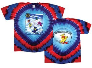 Grateful Dead Snowbears short sleeve t-shirt