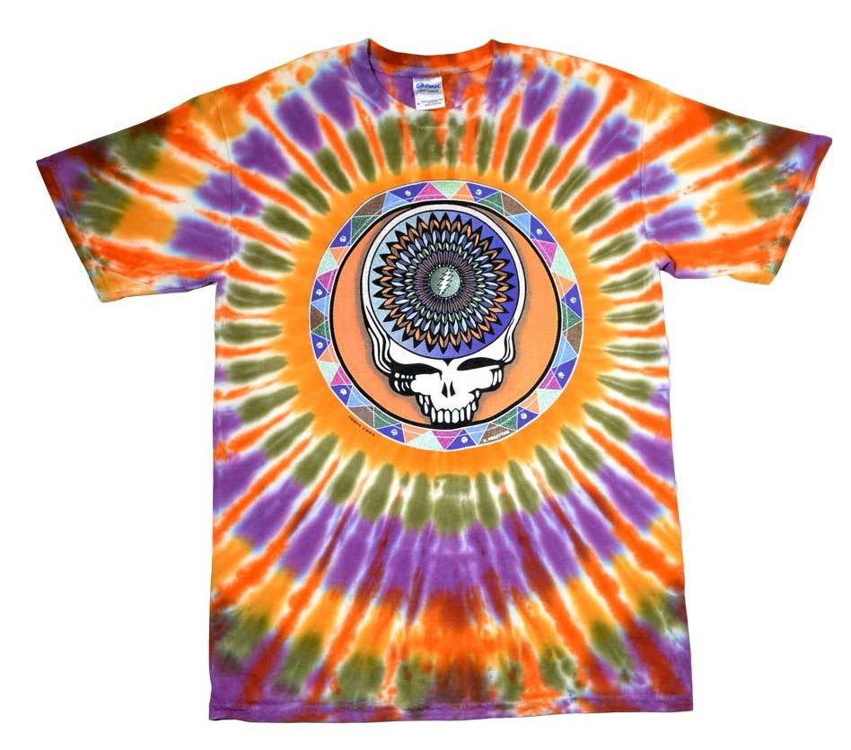 Grateful Dead Steal your Feathers
