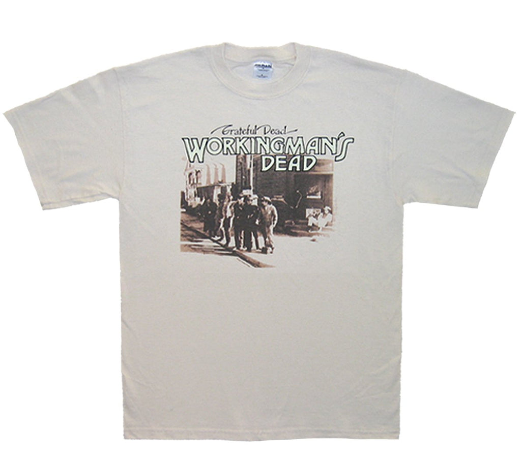 Workingman's Dead t-shirt