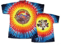 Woodstock Days tie dye t-shirt