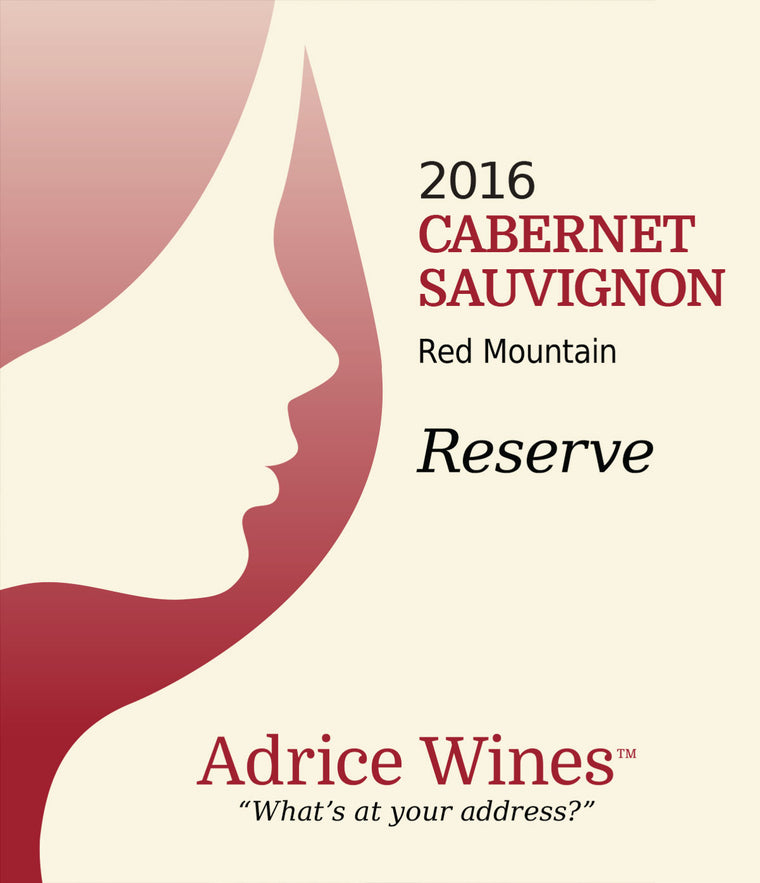 2016 Cabernet Sauvignon Reserve Red Mountain (750ml)