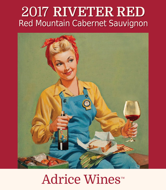 2017 Riveter Red - Red Mountain Cabernet (750ml)