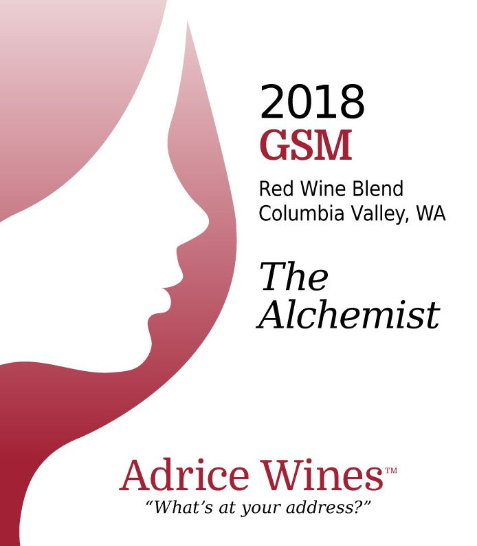 2018 GSM - Red Wine Blend - The Alchemist  (750ml)