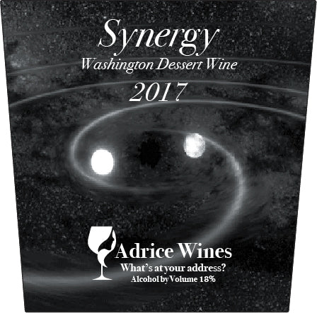 2017 Synergy Cabernet Sauvignon Port (500ml)