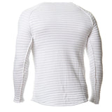 MUSCLE PULLOVER SLIM FIT