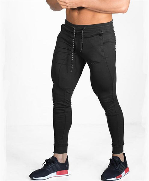 STYLISH ELASTIC SWEATPANTS | ÉLÉGANT TRAINING DE SPORT AVEC POCHE