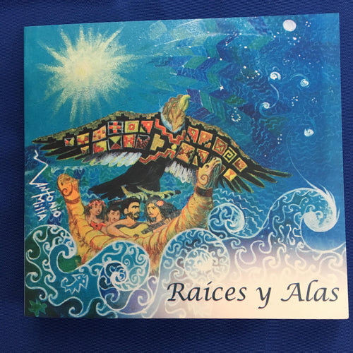 Raices y Alas - CD