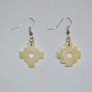 Small Chakana Earrings