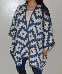Alpaca Wool Cape - More Colors Available