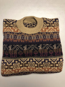 Adult Alpaca Wool Sweaters