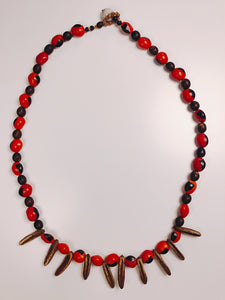 (Huacaria Collection) Huayruro Necklace
