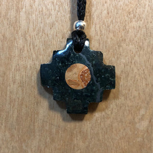 Center of the Universe Chakana Necklace