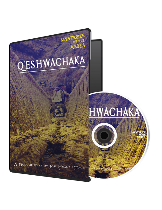 Q'eswachaka DVD - Spanish Version with English Subtitles