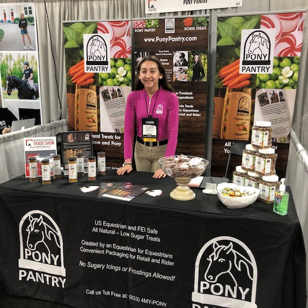 Pony Pantry Attends AETA 2018