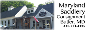 Maryland Saddlery Joins Team Pony Pantry!