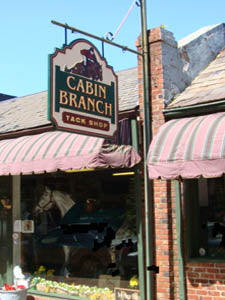 Cabin Branch Tack Shop in Southern Pines NC Joins Team Pony Pantry!