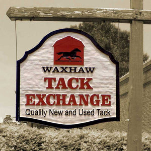 Waxhaw Tack Exchange Stocks Pony Pantry!