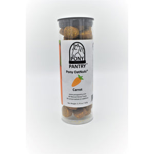 Pony OatNuts - Carrot - Case of 16 UPC SKU: 863037000425