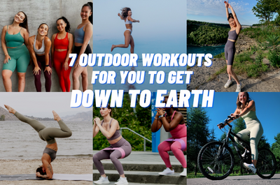 Get Down To Earth With These 7 Outdoor Workouts🍃