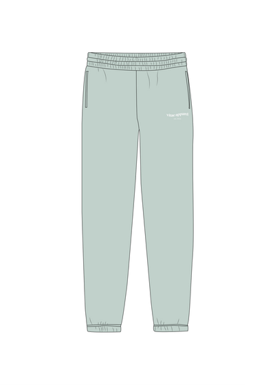 The Set Yourself Free Sweat Pants Melon Green