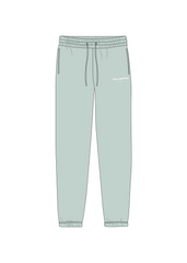 Tomorrow's Problem Sweat Pants Melon Green