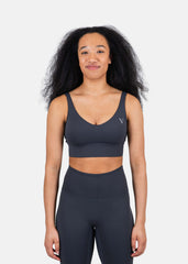 Ultra Free Sports Bra Graphite Grey