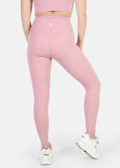 Hyper Energy Leggings Rose Quartz